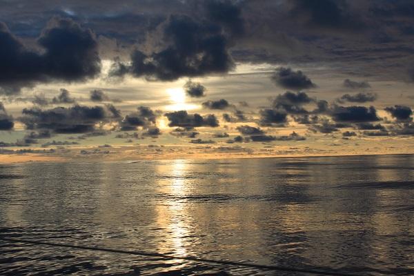 oceano-tramonto