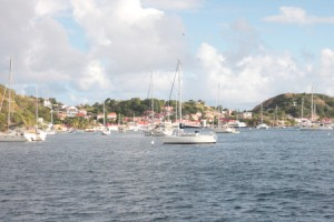 Grand Bourg bay