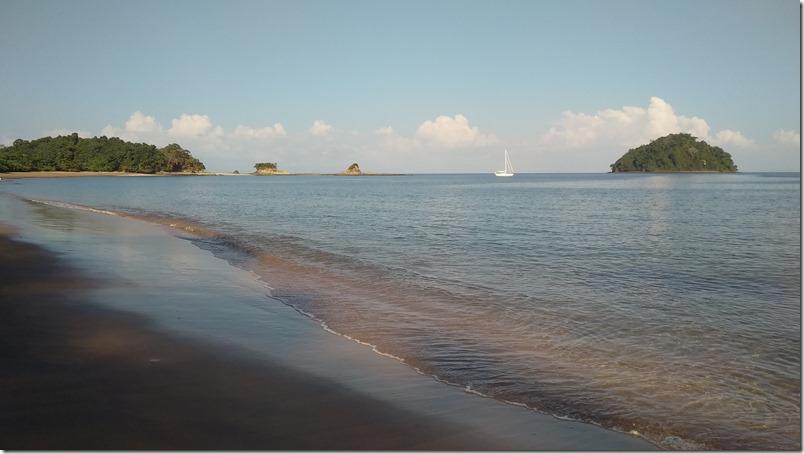 Dec 2nd -West side of Isla Rey
