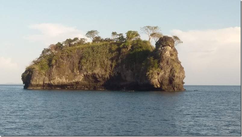 Dec 4th - Mogote South of Isla San Jose'
