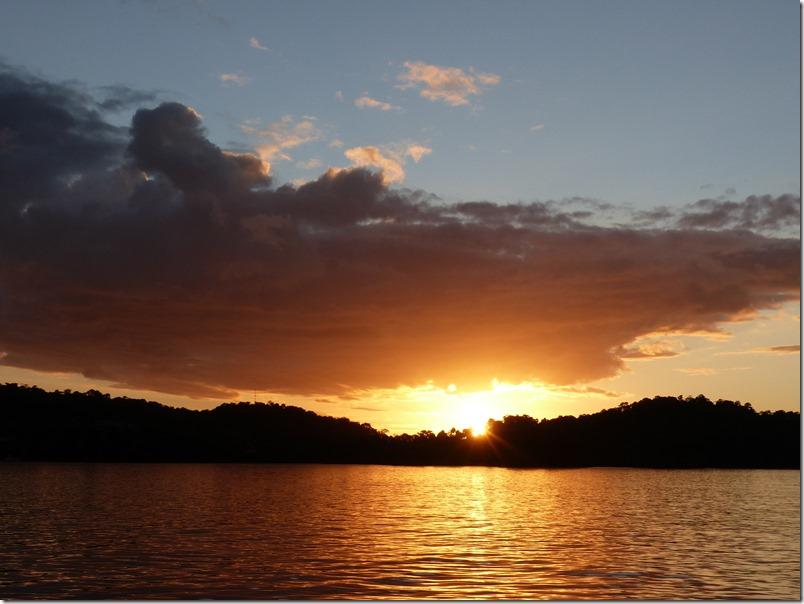 Dec 9th - Sunset at Islas Secas