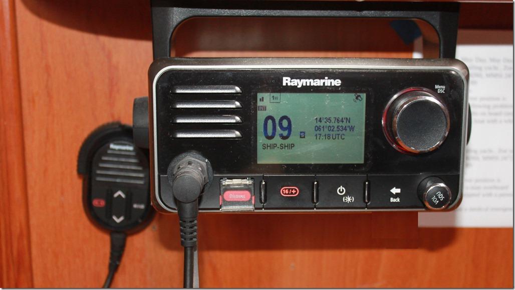 Ray60 VHF Station